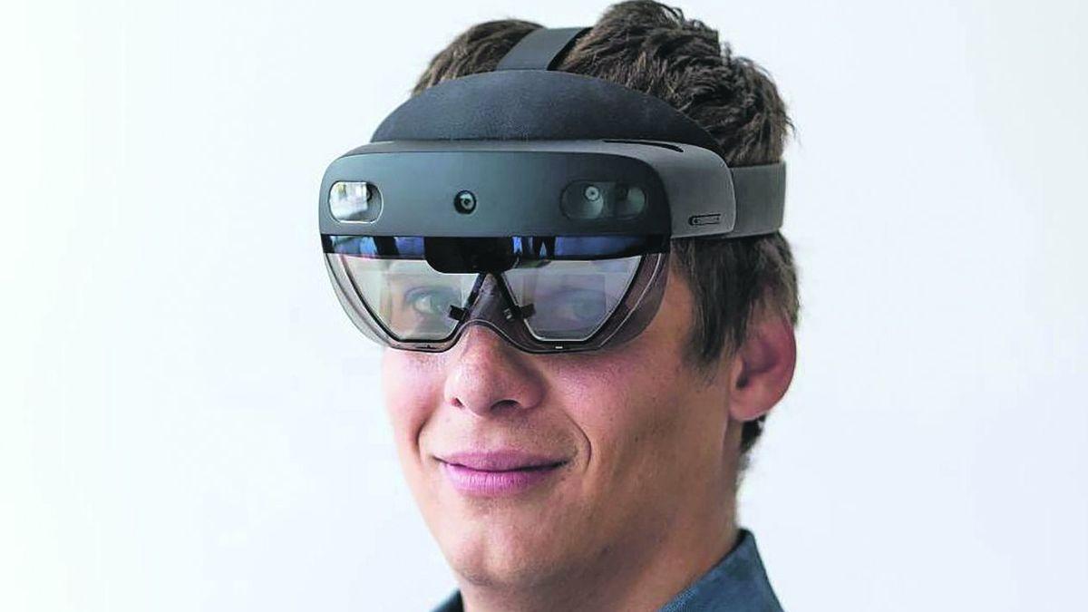 Hasičům pomohou chytré brýle