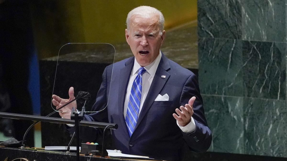 Prezident USA Joe Biden