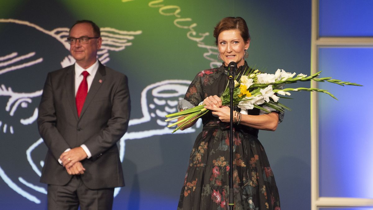 Anna Brousková a Aleš Procházka získali ceny za výkony v dabingu