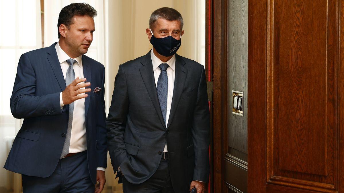 Babiš potopil Vondráčka. Ve vedení nové Sněmovny nebude