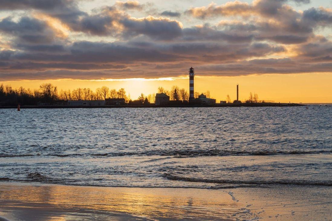 Pláž Daugavgrīva (ilustrační foto)