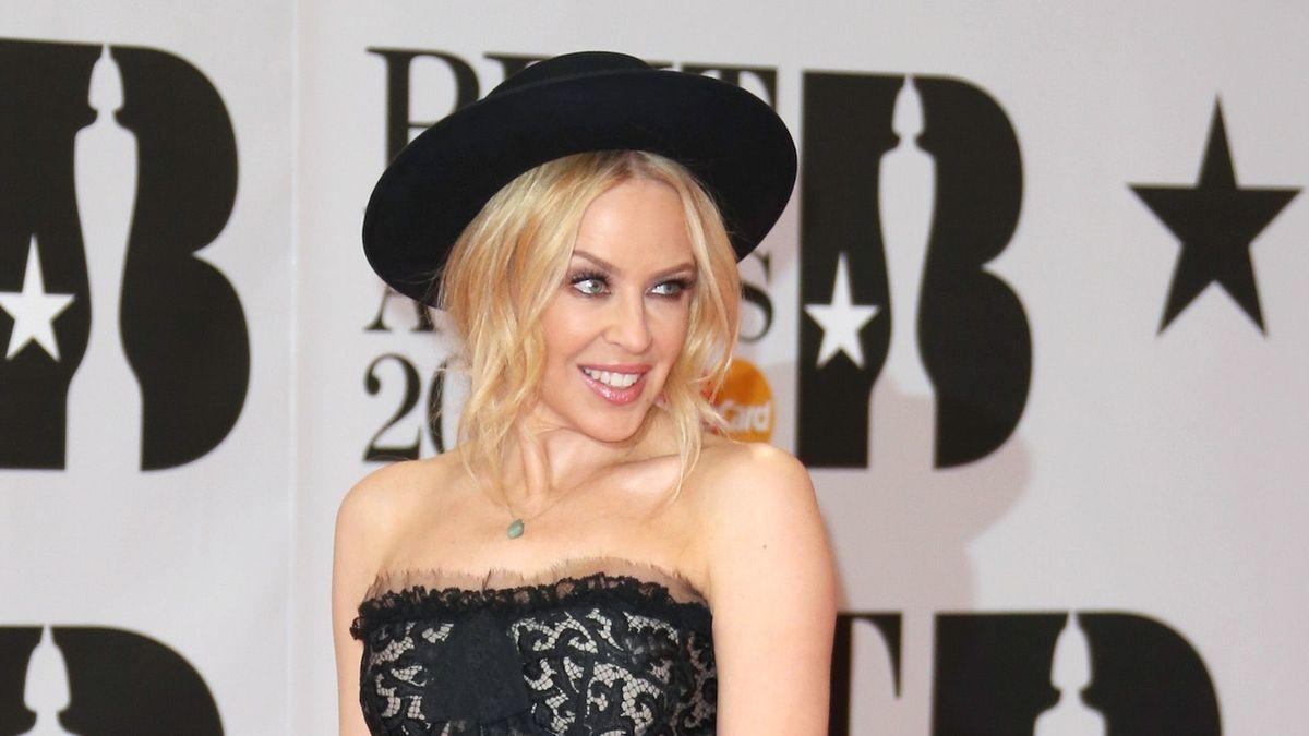 Kylie Minogue se svými úspěchy v hitparádách zapsala do dějin popu.