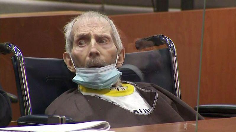 Americký realitní magnát Durst dostal za vraždu přítelkyně doživotí