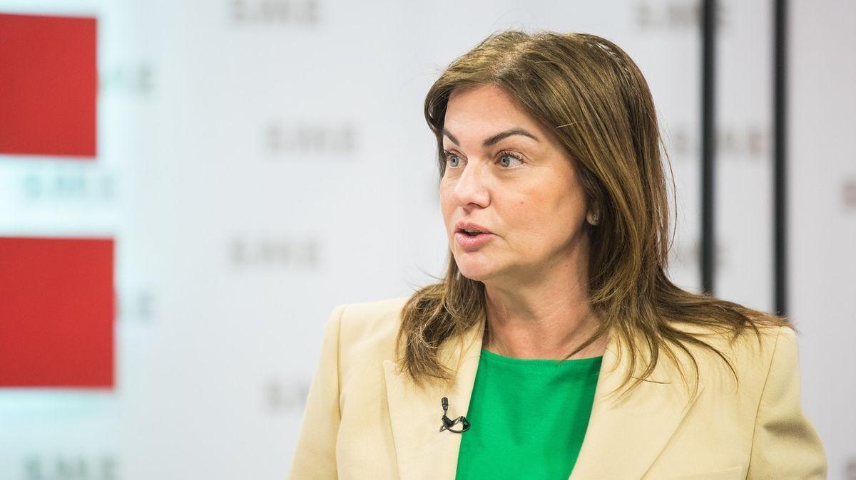 Slovenská europoslankyně porodila v52 letech