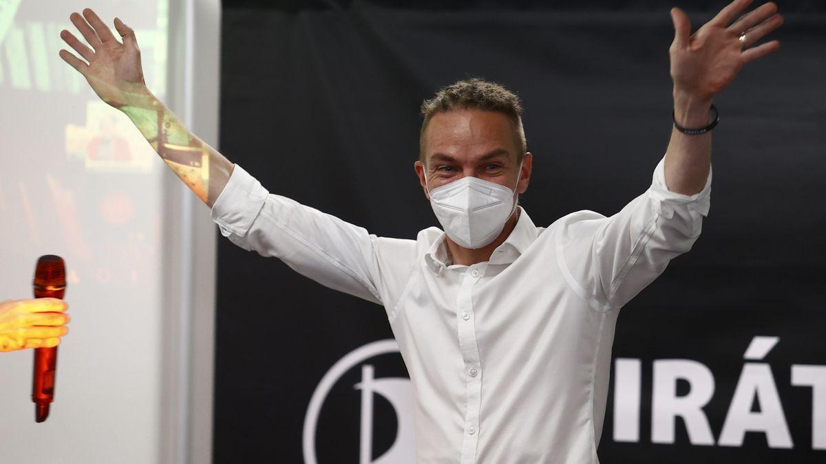Bartoš: Chci být lídrem koalice se STAN a příštím premiérem