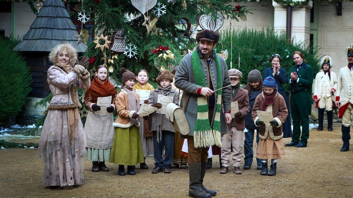 Každé Vánoce přichází nová česká pohádka
