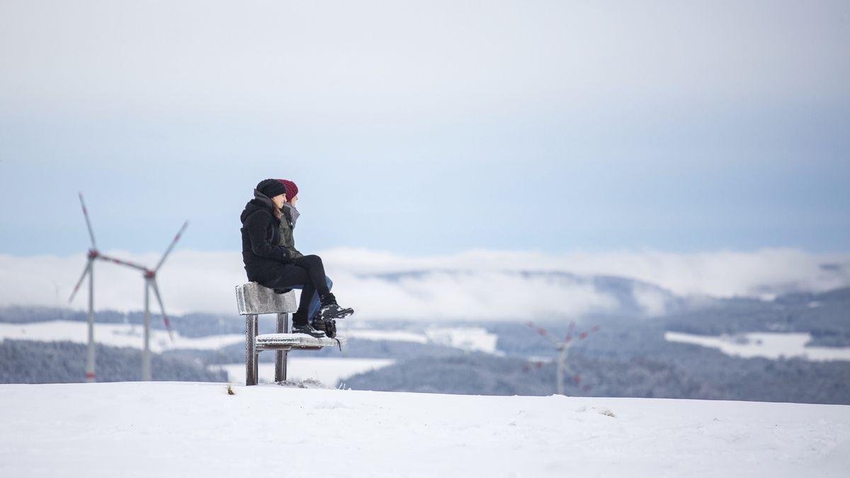 Meteorologové slibují Vánoce se sněhem