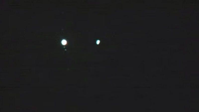 Úkaz staletí. Jupiter a Saturn tvoří na nebi Betlémskou hvězdu