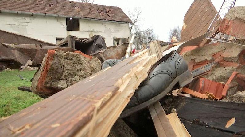 Hasiči dovezli do Chorvatska humanitární pomoc po zemětřesení