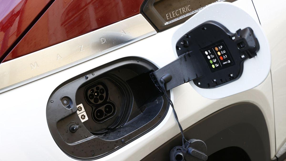 Prodej elektrifikovaných aut loni stoupl o 30,5 procenta