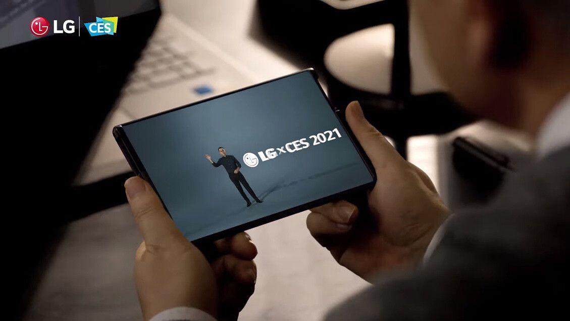 První rolovací smartphone od LG se umí proměnit v tablet
