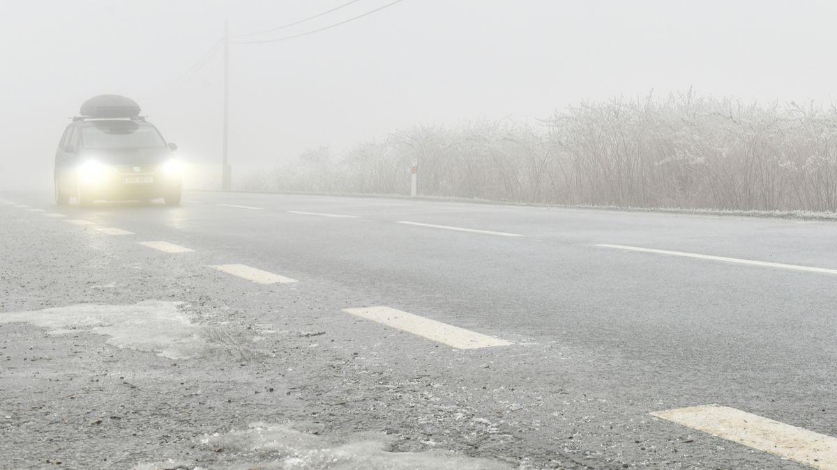 Teplé dny utne studená fronta s přeháňkami