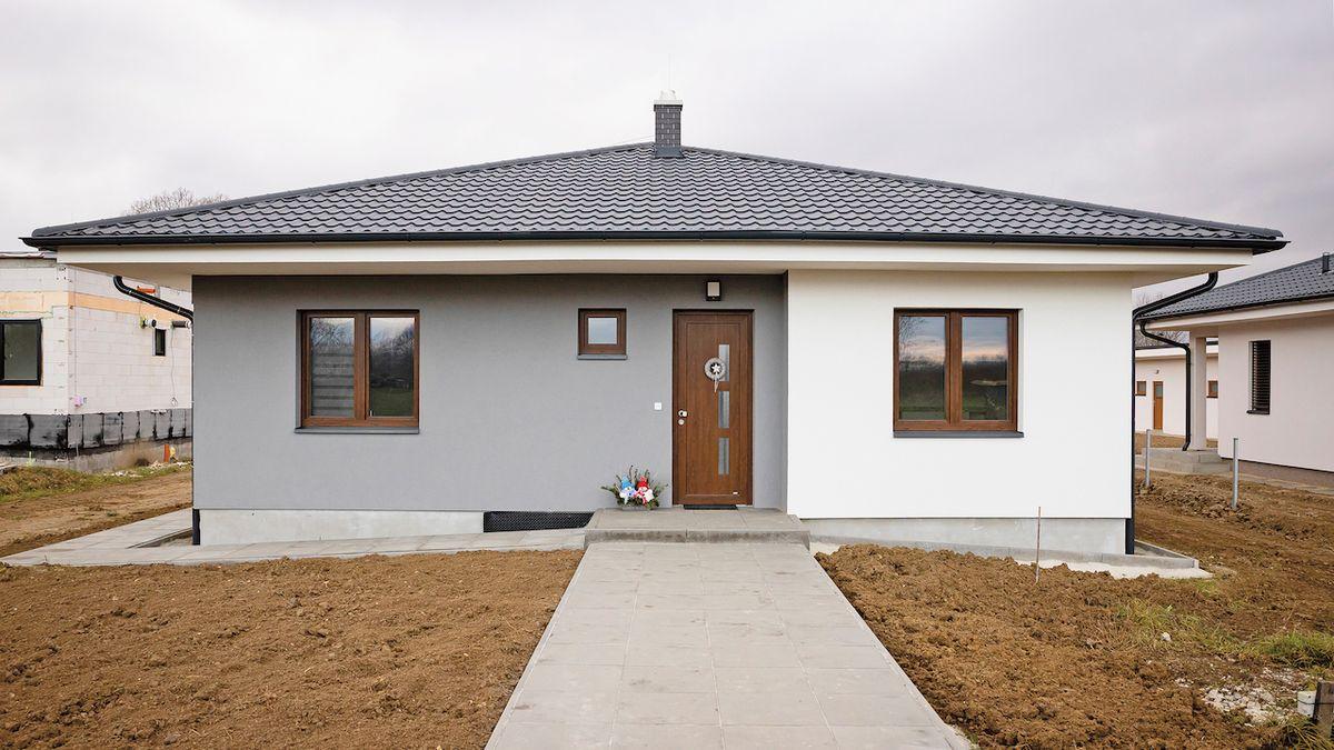 Ivoš Ledabyl z Argemy dům doladil pro potřeby rodiny