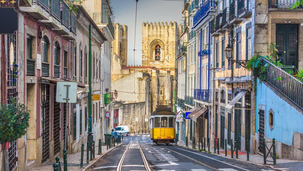 Pandemie vrhla turistiku v Portugalsku o desítky let nazpět