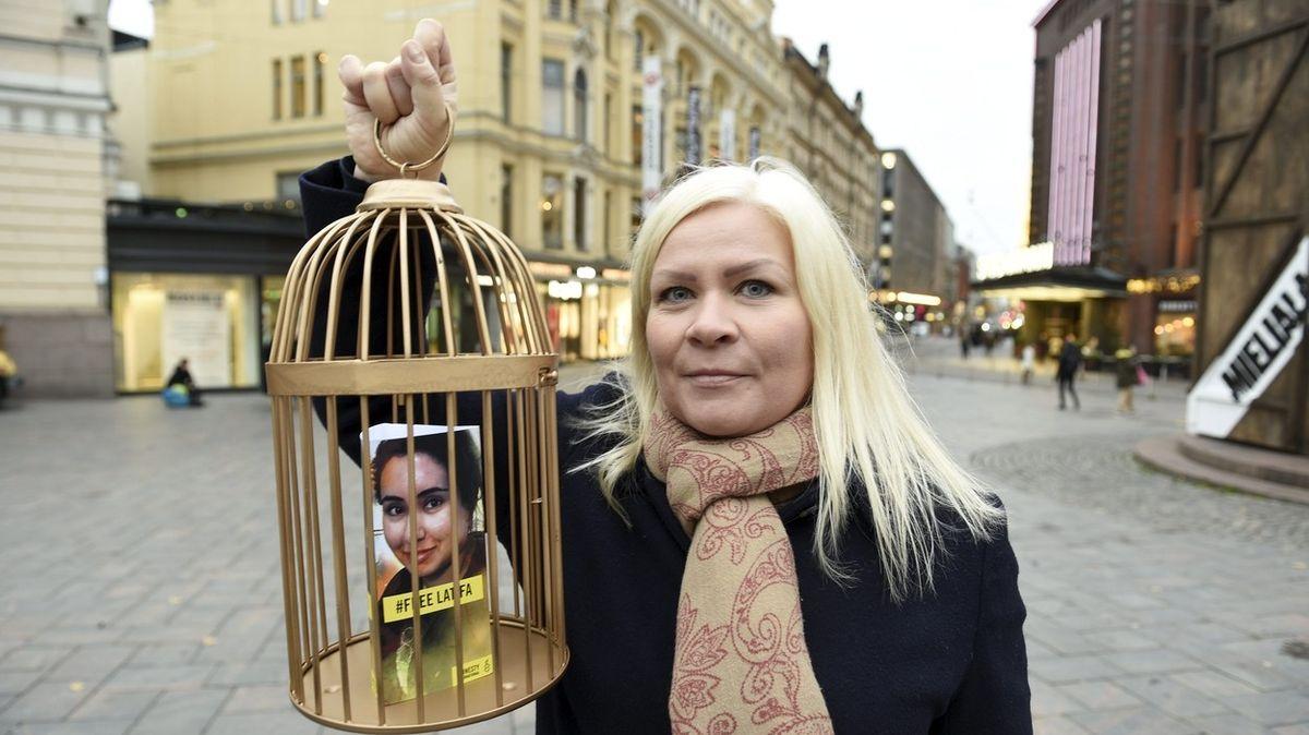Dubajskou princeznu Latífu vězní otec, nechal ji unést