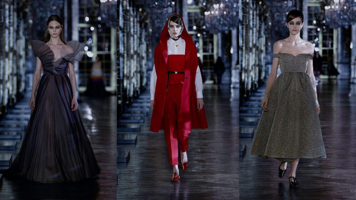 Dior a jeho pohádkový svět s trendy na následující sezonu