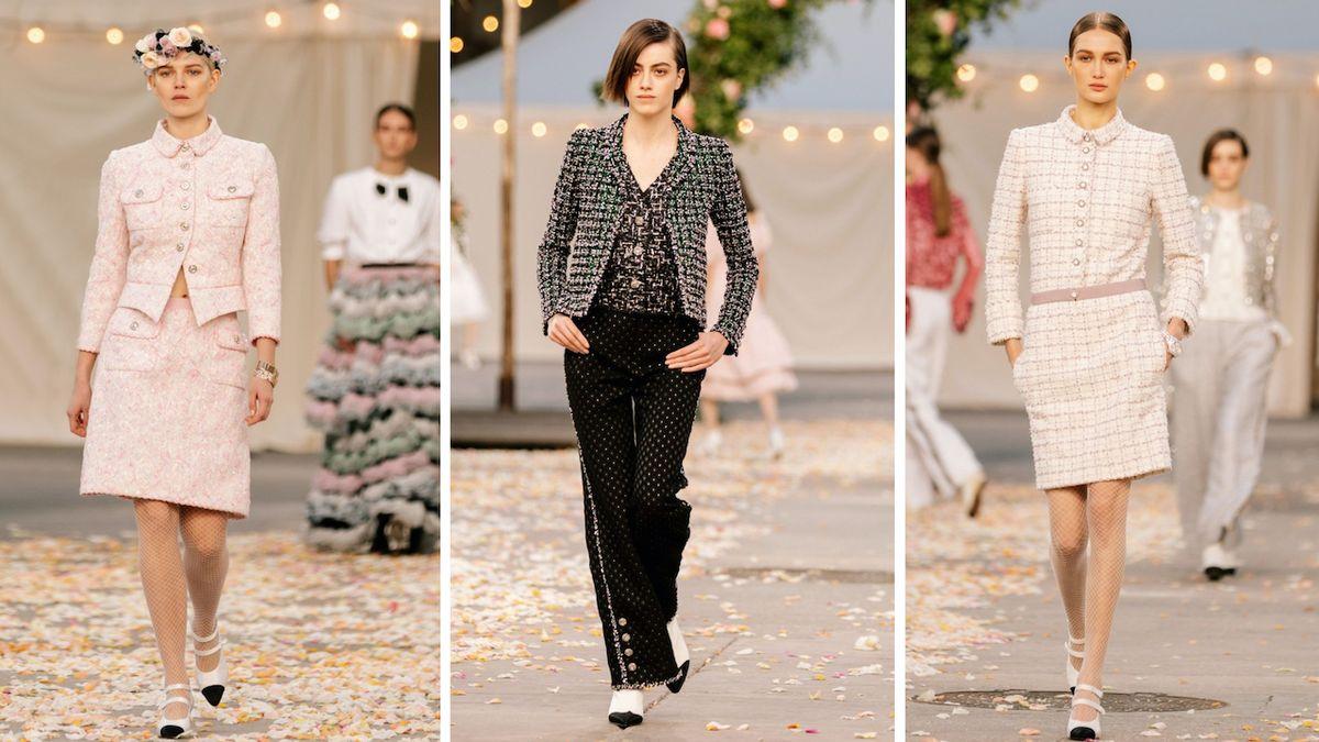 V duchu chanelovské elegance