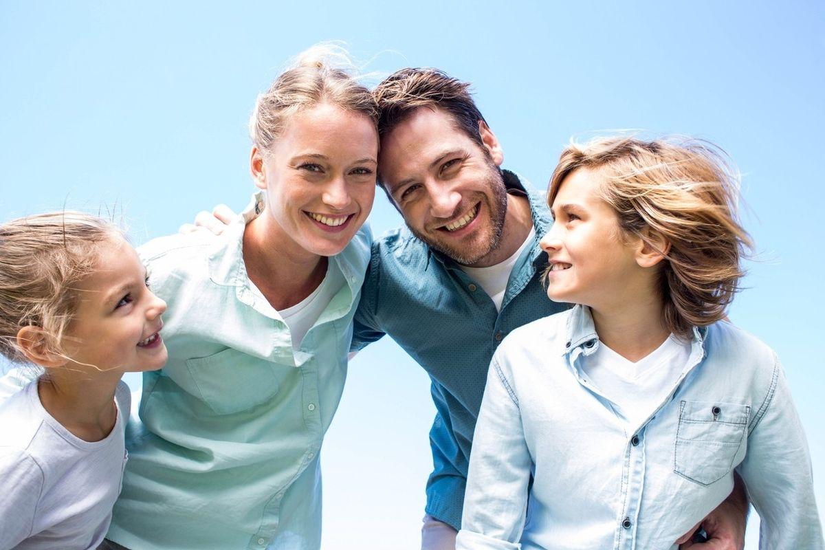 Děti napodobují to, co vidí u svých rodičů. A v oblasti lásky to platí dvojnásob