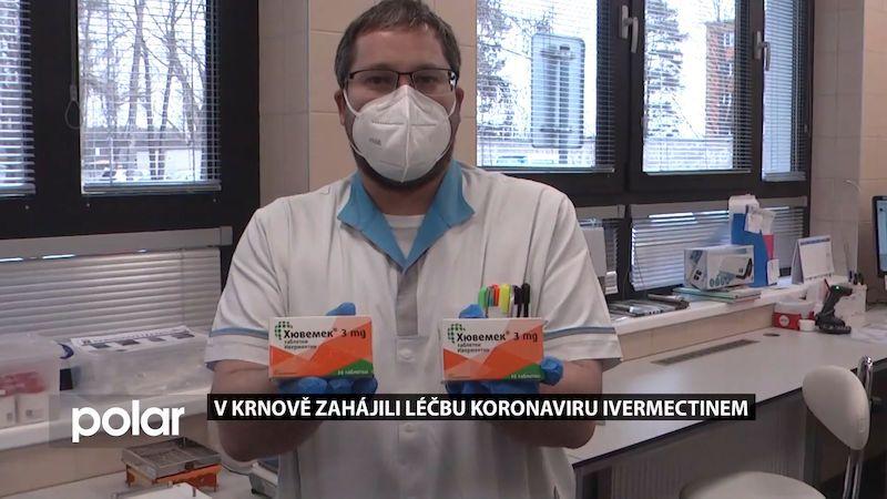 Krnovská nemocnice zkouší ivermektin