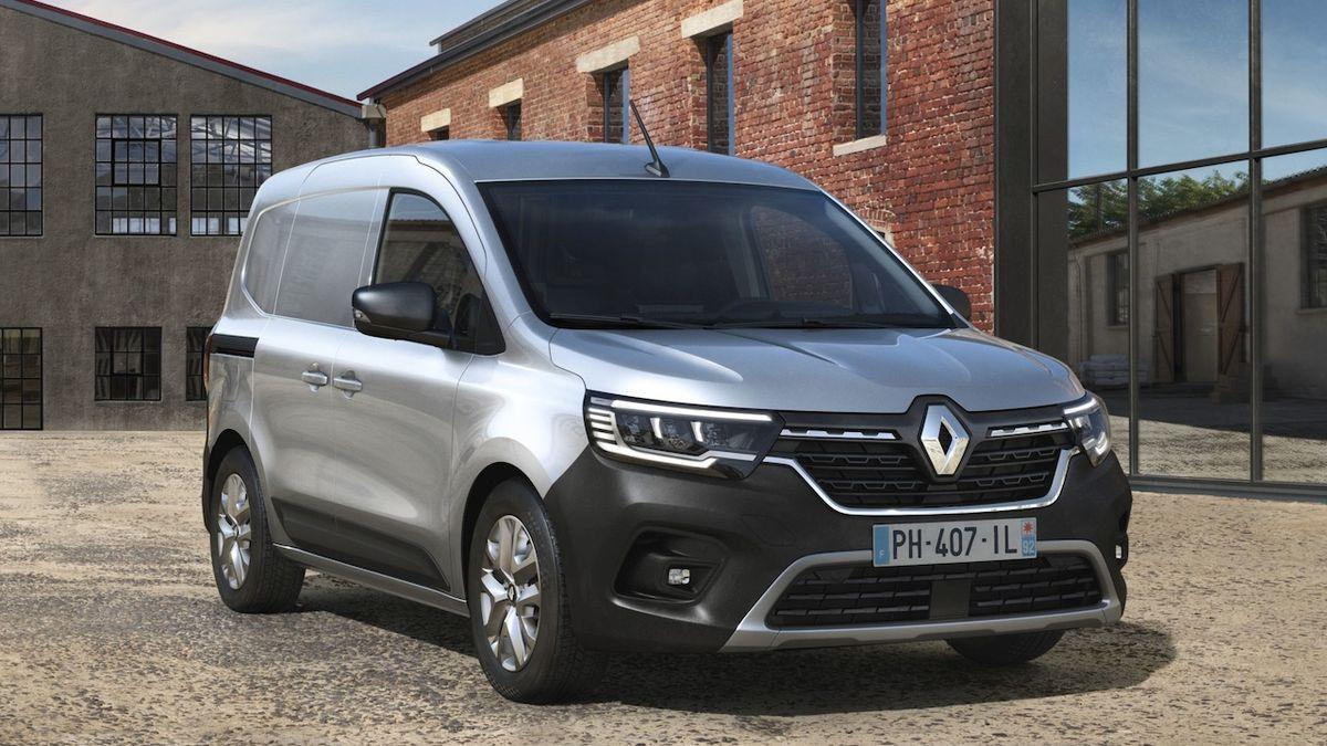 Renault představuje nové Kangoo. Má chytré dveře a elektrickou variantu