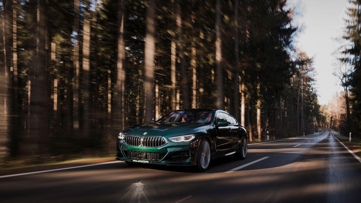 Alpina upravila BMW řady 8