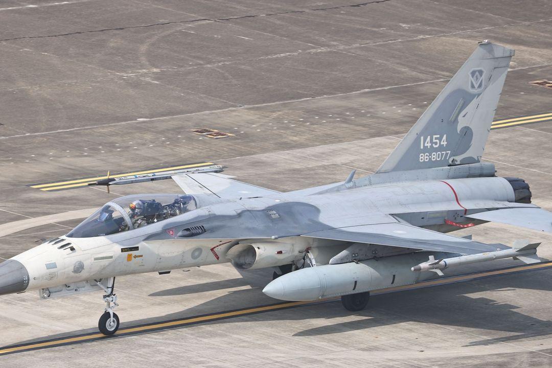 Tchajwanský letoun AIDC F-CK-1