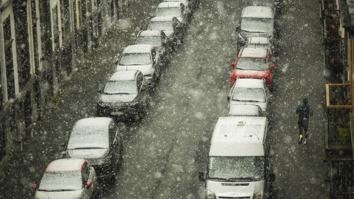 Jarní počasí vystřídá opět to zimní. Teploty spadnou, bude sněžit