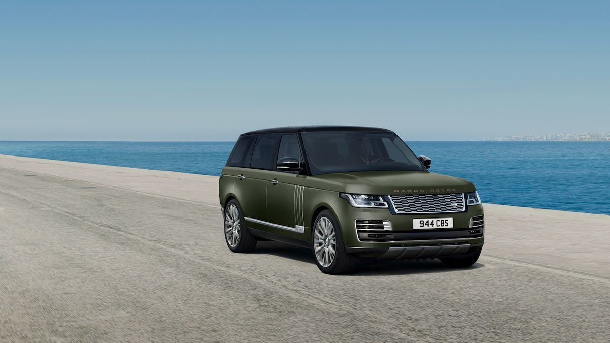 To nejvíc ze světa Range Roveru. Divize speciálních operací představuje dvě nové edice