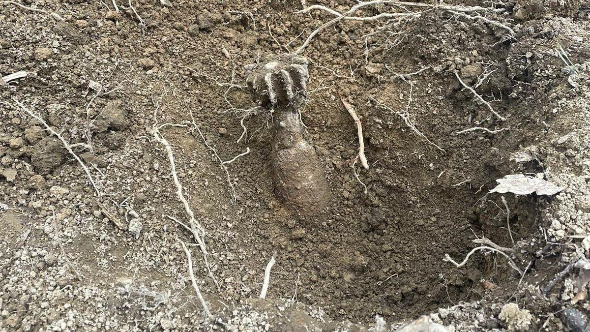 Ve Zlíně našli minu