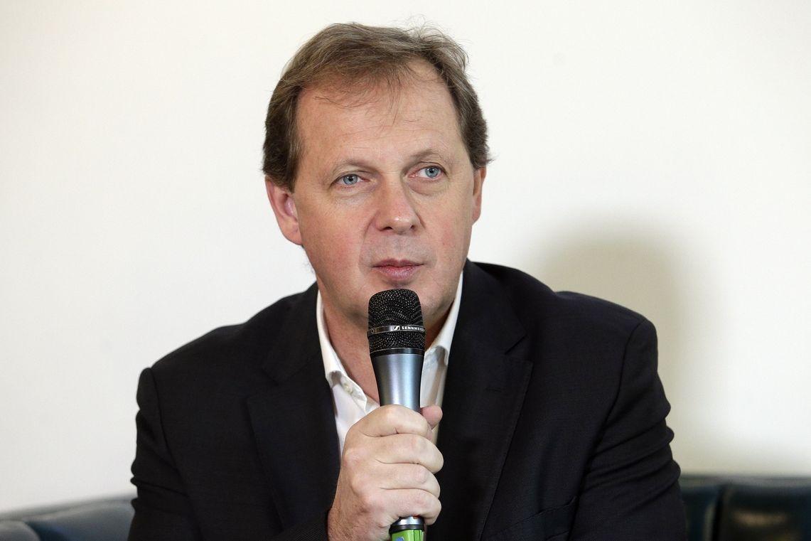 Ředitel České televize Petr Dvořák na snímku z roku 2019.