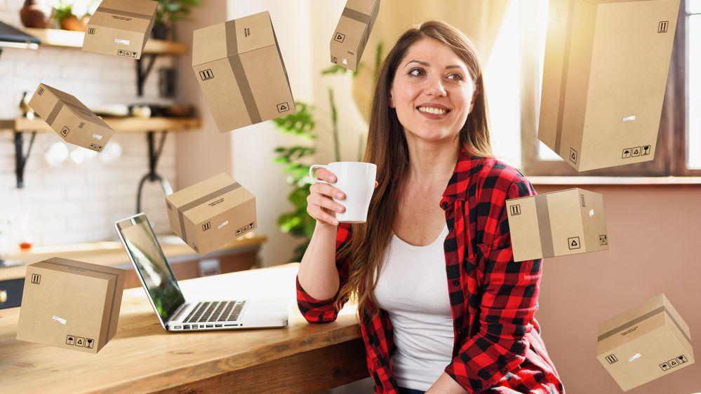Obliba online nakupování v Česku roste, lidé si na něj zvykli
