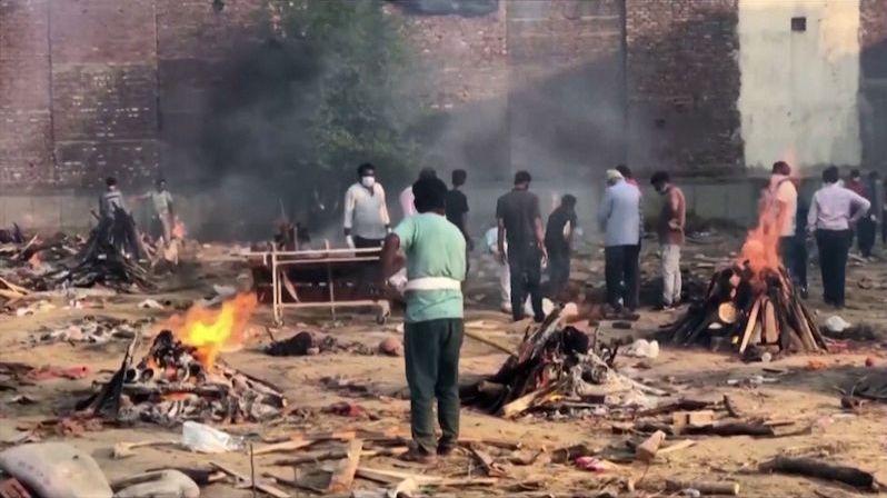Indie nedbala varování expertů, teď čelí náporu covidu