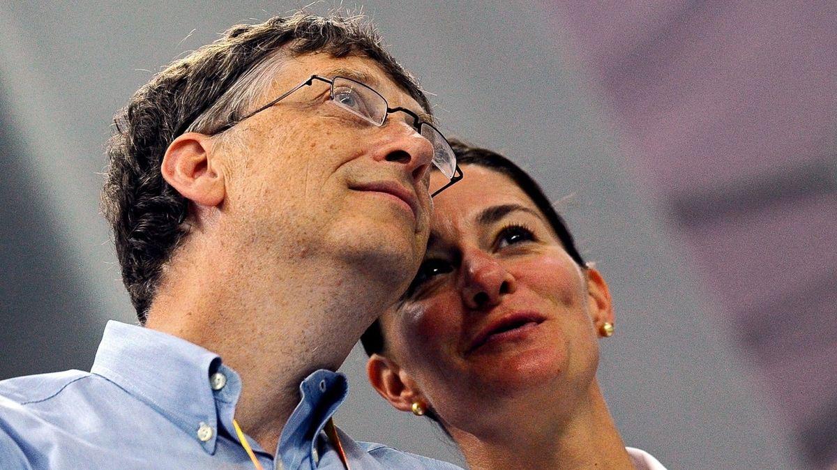Jak Bill Gates potkal Melindu aneb 27 let manželství plného výzev