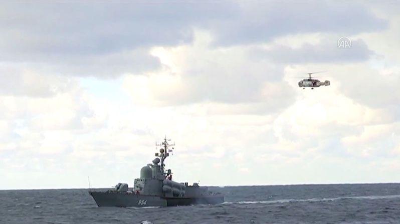 Rusko nacvičuje na Krymu útočnou operaci