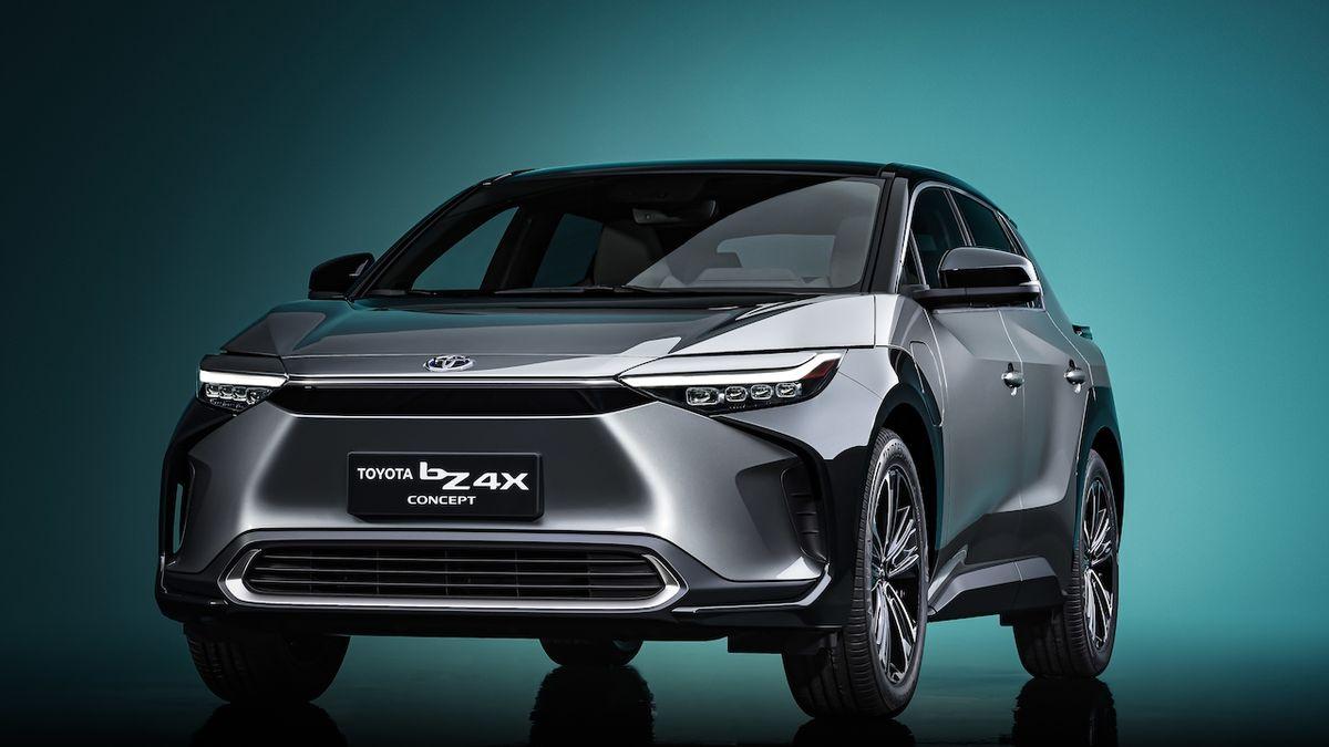 Koncept Toyota bZ4X ukazuje elektrickou budoucnost automobilky