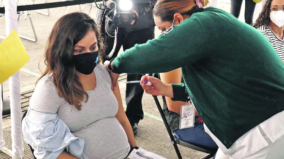 Těhotné se k očkování zaregistrují, ale vakcínu dostanou jen některé