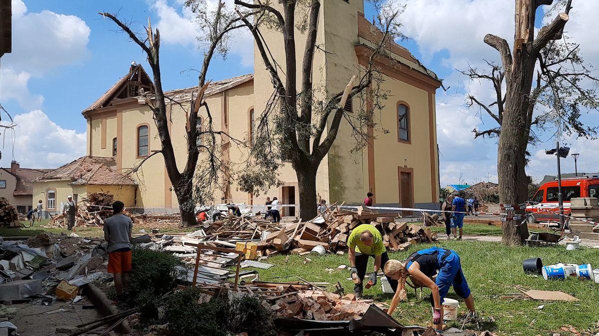 Nadace Via vybrala na pomoc postiženým obcím už 150 milionů korun