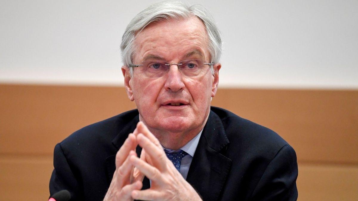 Barnier překvapil. Zastavme migraci ze zemí mimo EU, navrhuje