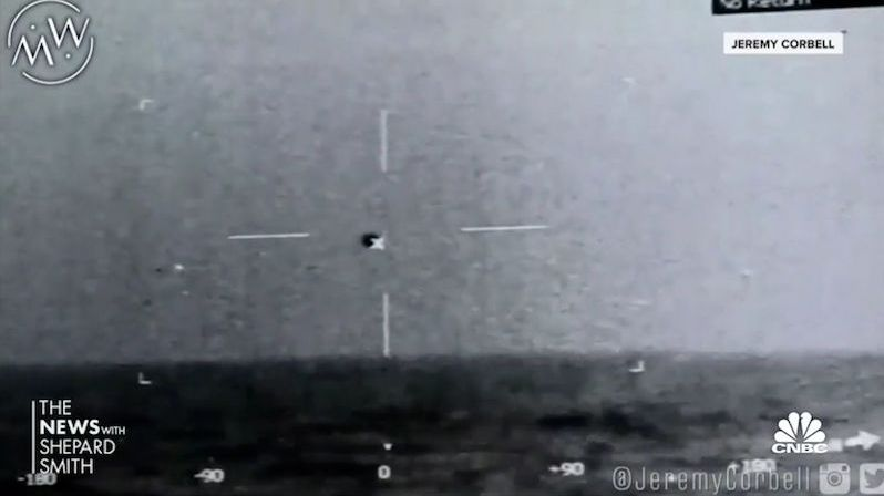 Máme záběry UFO, přiznal Obama