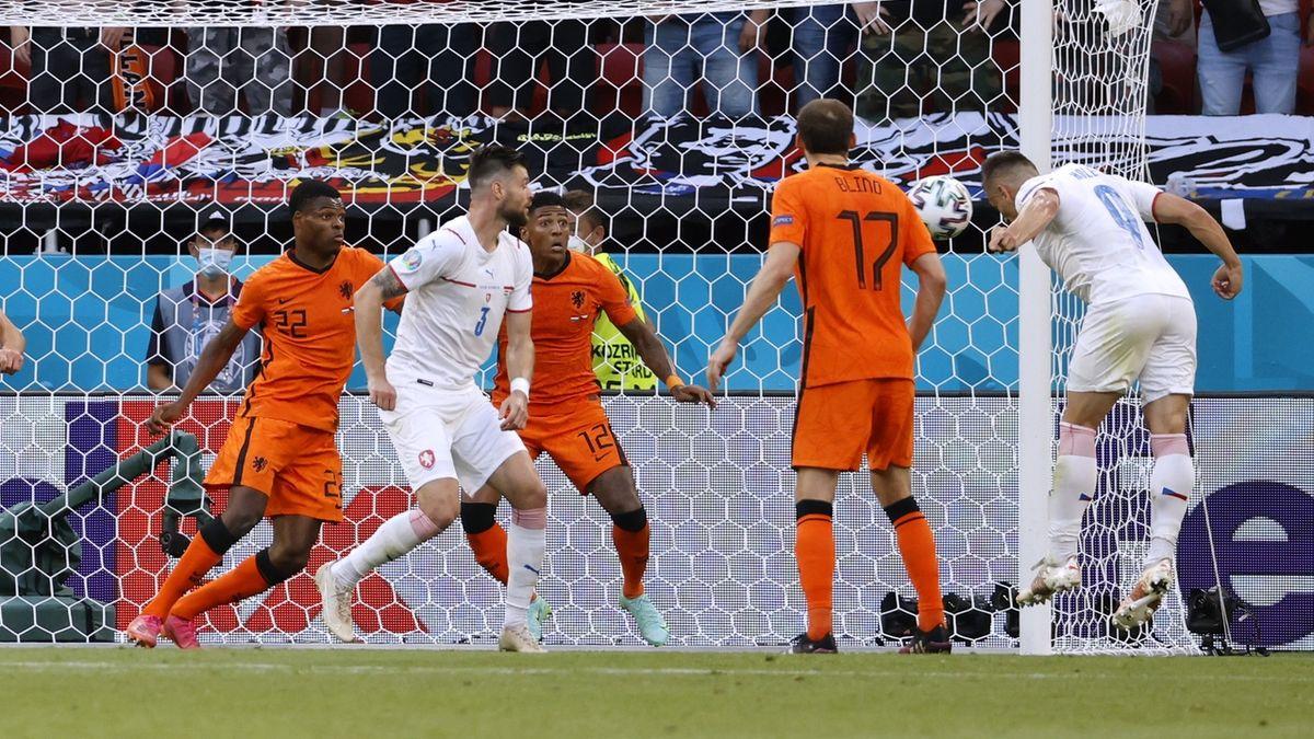 Češi senzačně porazili Nizozemsko