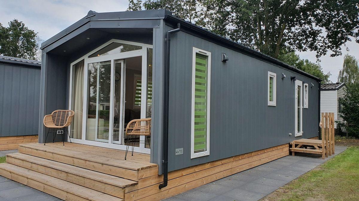 Maximální komfort na minimálním prostoru, to jsou mobilní domy