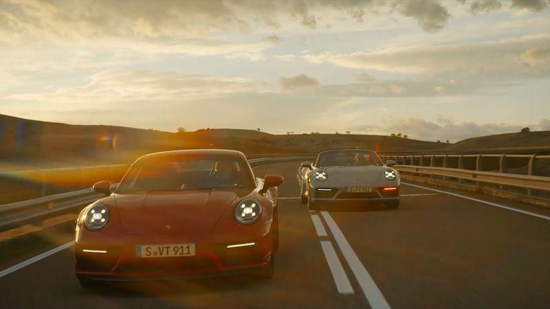 Porsche 911 přijíždí ve verzi GTS