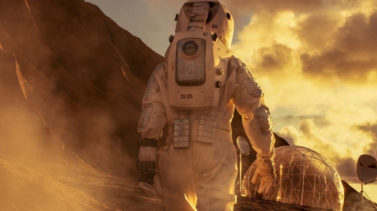 Čína hodlá v roce 2033 vyslat své astronauty na Mars