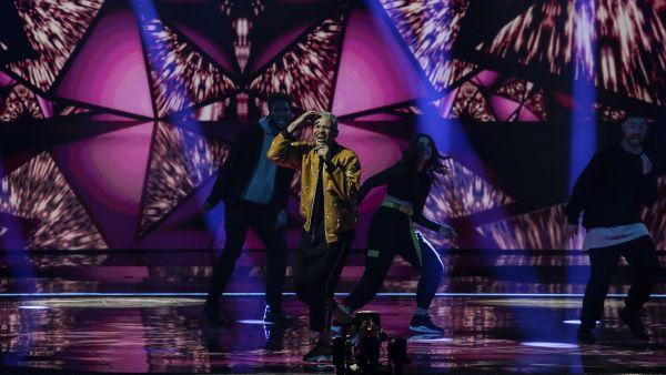 V Eurovizi končíme, Cristovao neuspěl