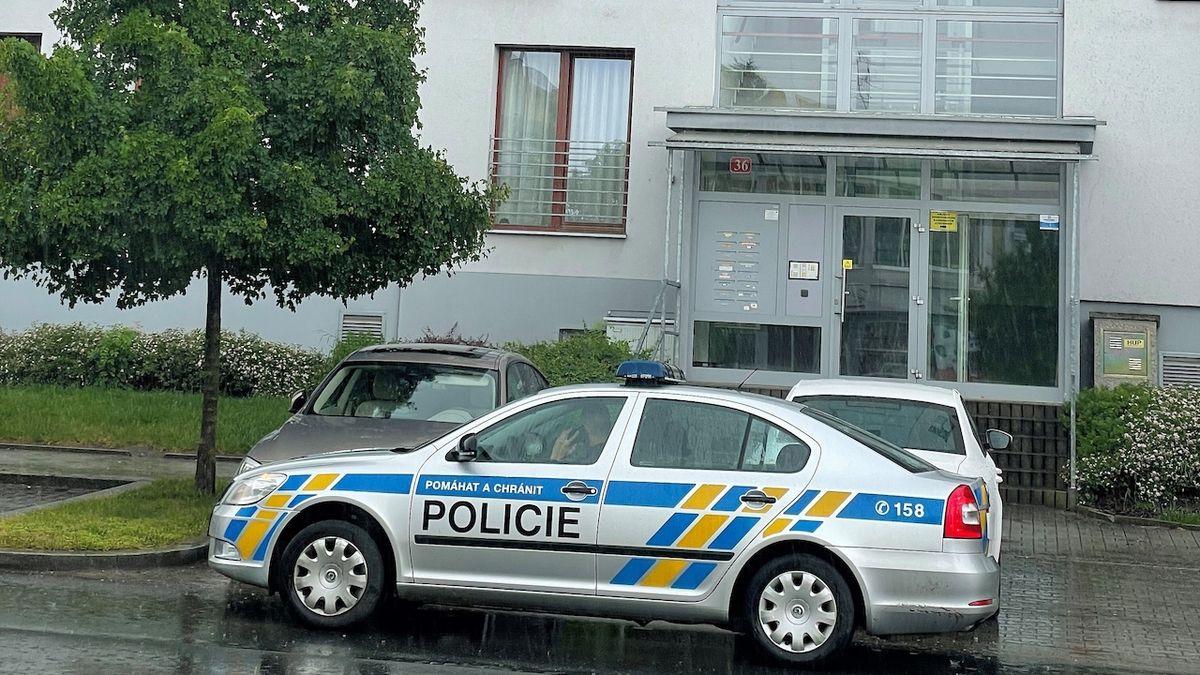 V Plzni vypadlo batole z okna, pád z 15 metrů přežilo