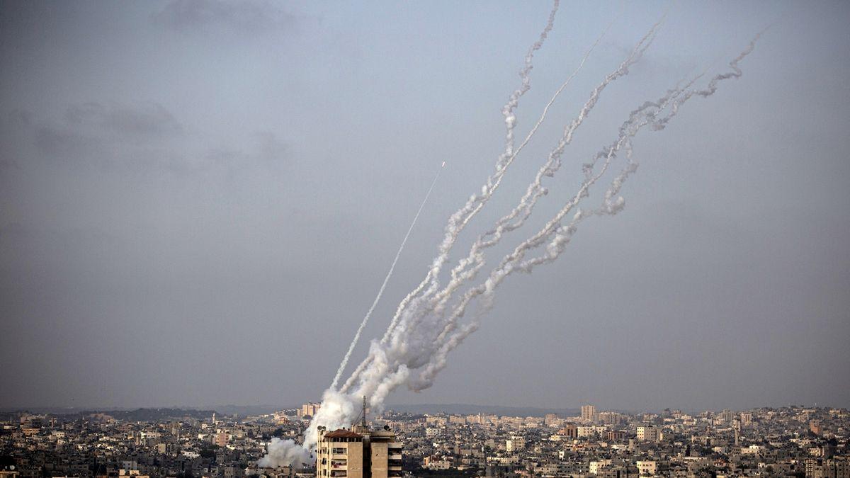 Hamás a jeho sponzoři a dodavatelé zbraní