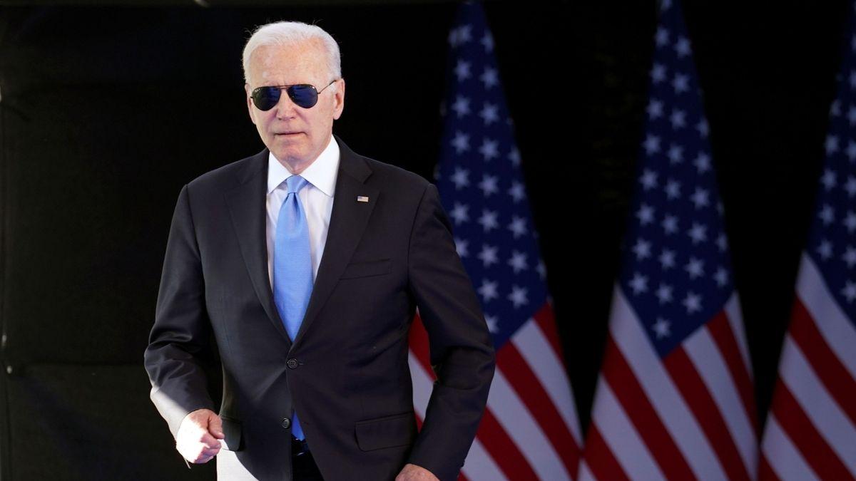 Největší test demokracie od občanské války, řekl Biden o volebních restrikcích