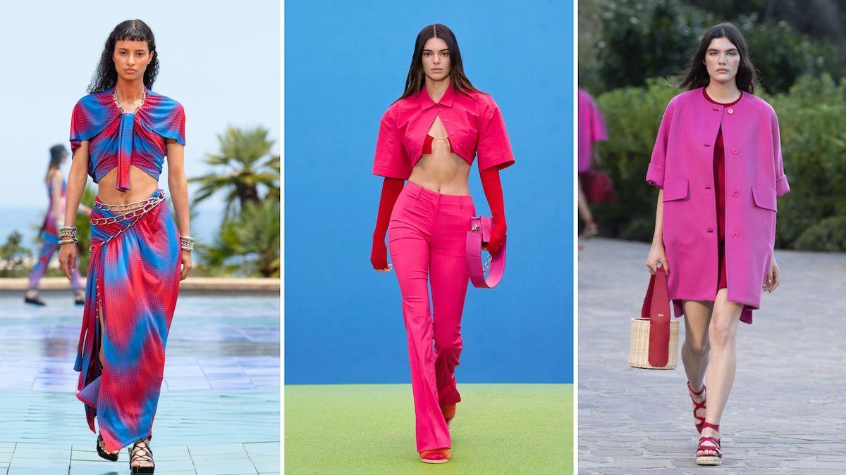 Tři přehlídky luxusních značek plné inspirace