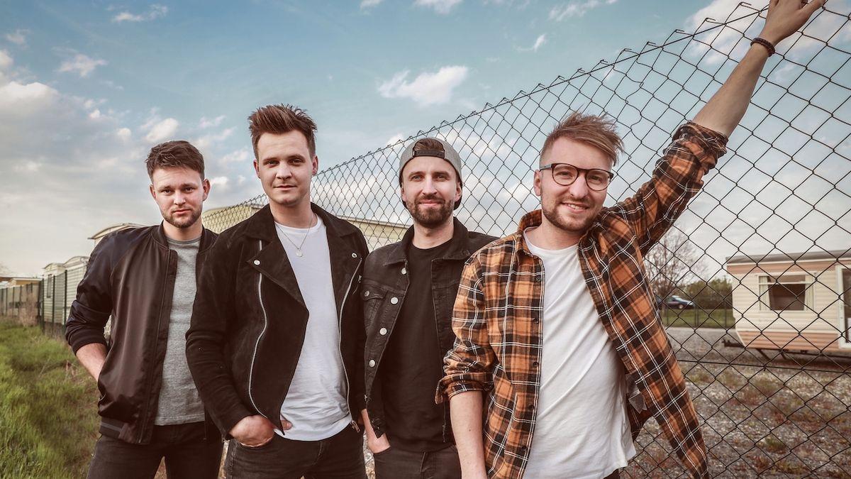 Skupina Like-it vydala debutové album: Je potřeba mít pokoru a respekt