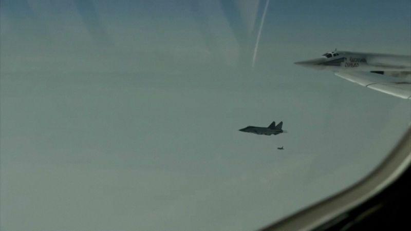 Kvůli ruským strategickým bombardérům vzlétly norské stíhačky